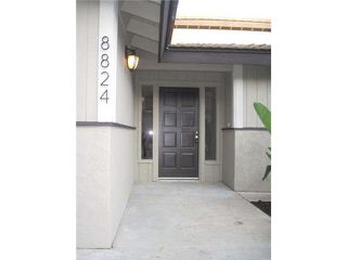 Photo 2: SPRING VALLEY House for sale : 3 bedrooms : 8824 Golf