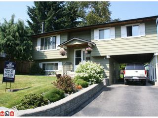 Photo 1: 4789 207A ST in Langley: Langley City House for sale : MLS®# F1215087