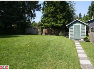 Photo 10: 4789 207A ST in Langley: Langley City House for sale : MLS®# F1215087