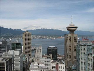 Photo 7: # 3206 610 GRANVILLE ST in Vancouver: Downtown VW Condo for sale (Vancouver West)  : MLS®# V1011183