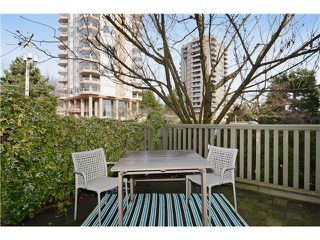 "Photo 20: 1 119 E 6TH Street in North Vancouver: Lower Lonsdale Townhouse for sale in ""CARRIAGE GATE LANE"" : MLS®# V1049738"