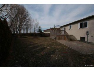 Photo 19: 23 Foxborough Road in WINNIPEG: Transcona Residential for sale (North East Winnipeg)  : MLS®# 1405359