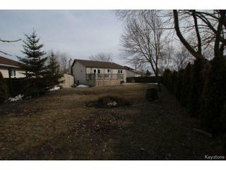 Photo 20: 23 Foxborough Road in WINNIPEG: Transcona Residential for sale (North East Winnipeg)  : MLS®# 1405359