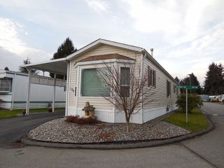 "Photo 2: 198 1840 160TH Street in Surrey: King George Corridor Manufactured Home for sale in ""BREAKAWAY BAYS"" (South Surrey White Rock)  : MLS®# F1416138"