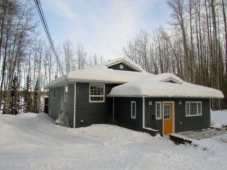 """Main Photo: 13841 GOLF COURSE Road in Charlie Lake: Lakeshore House for sale in """"CHARLIE LAKE - LAKE FRONTAGE"""" (Fort St. John (Zone 60))  : MLS®# N241584"""