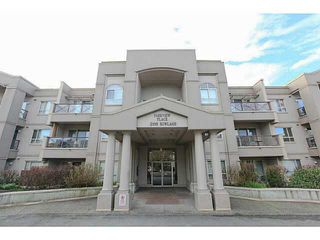 "Photo 1: 227 2109 ROWLAND Street in Port Coquitlam: Central Pt Coquitlam Condo for sale in ""PARKVIEW PLACE"" : MLS®# V1108179"