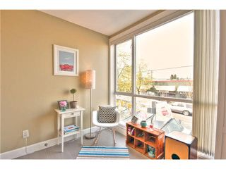 """Photo 18: 203 1718 VENABLES Street in Vancouver: Grandview VE Condo for sale in """"THE DRIVE-CITY VIEW TERRACES"""" (Vancouver East)  : MLS®# V1108596"""