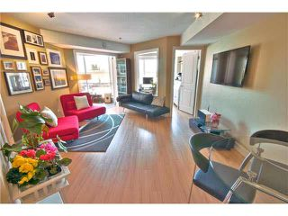 """Photo 1: 203 1718 VENABLES Street in Vancouver: Grandview VE Condo for sale in """"THE DRIVE-CITY VIEW TERRACES"""" (Vancouver East)  : MLS®# V1108596"""