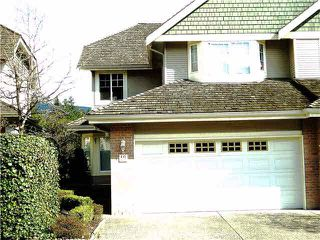 "Photo 1: 18 1765 PADDOCK Drive in Coquitlam: Westwood Plateau Townhouse for sale in ""WORTHING GREEN"" : MLS®# V1111554"