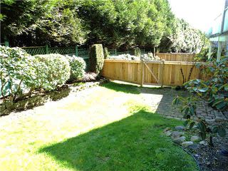 """Photo 14: 18 1765 PADDOCK Drive in Coquitlam: Westwood Plateau Townhouse for sale in """"WORTHING GREEN"""" : MLS®# V1111554"""