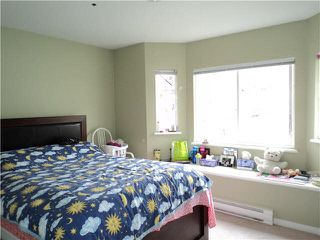 """Photo 11: 18 1765 PADDOCK Drive in Coquitlam: Westwood Plateau Townhouse for sale in """"WORTHING GREEN"""" : MLS®# V1111554"""
