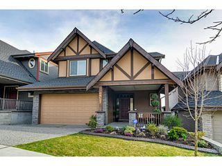 "Main Photo: 3420 HORIZON Drive in Coquitlam: Burke Mountain House for sale in ""SOUTHVIEW"" : MLS®# V1115192"