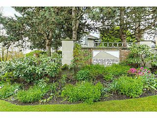 Photo 14: 106 74 MINER Street in New Westminster: Fraserview NW Condo for sale : MLS®# V1121368