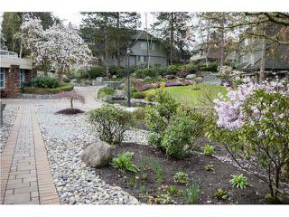 "Photo 1: 11 3980 CANADA Way in Burnaby: Burnaby Hospital Townhouse for sale in ""LODGES AT CADCADE VILLAGE"" (Burnaby South)  : MLS®# V1131083"