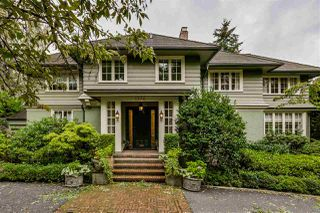 "Photo 1: 1926 MATTHEWS Avenue in Vancouver: Shaughnessy House for sale in ""1st Shaughnessy"" (Vancouver West)  : MLS®# R2005501"