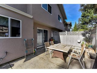 "Photo 19: 162 15501 89A Avenue in Surrey: Fleetwood Tynehead Townhouse for sale in ""AVONDALE"" : MLS®# R2058419"