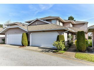 "Photo 1: 162 15501 89A Avenue in Surrey: Fleetwood Tynehead Townhouse for sale in ""AVONDALE"" : MLS®# R2058419"