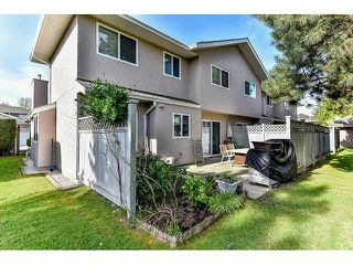 "Photo 20: 162 15501 89A Avenue in Surrey: Fleetwood Tynehead Townhouse for sale in ""AVONDALE"" : MLS®# R2058419"