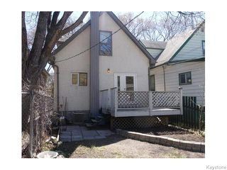 Photo 18: 329 Arnold Avenue in Winnipeg: Manitoba Other Residential for sale : MLS®# 1611121