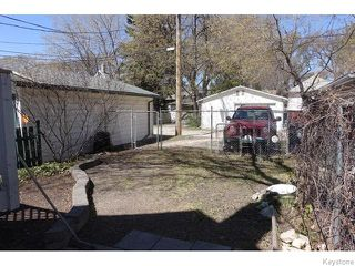 Photo 19: 329 Arnold Avenue in Winnipeg: Manitoba Other Residential for sale : MLS®# 1611121