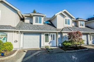 """Photo 1: 13 19274 FORD Road in Pitt Meadows: Central Meadows Townhouse for sale in """"Monterra South"""" : MLS®# R2114139"""