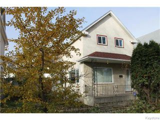 Photo 1: 562 Agnes Street in Winnipeg: Residential for sale (5A)  : MLS®# 1628122