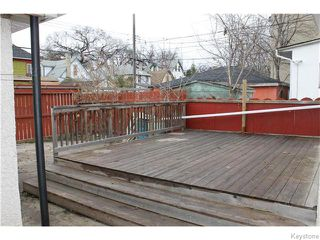 Photo 17: 562 Agnes Street in Winnipeg: Residential for sale (5A)  : MLS®# 1628122