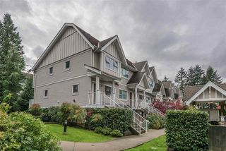 "Photo 1: 11 730 FARROW Street in Coquitlam: Coquitlam West Townhouse for sale in ""FARROW RIDGE"" : MLS®# R2120416"