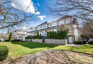"""Photo 1: 42 7831 GARDEN CITY Road in Richmond: Brighouse South Townhouse for sale in """"ROYAL GARDENS"""" : MLS®# R2147776"""