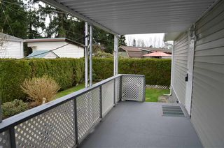 "Photo 14: 74 31313 LIVINGSTONE Avenue in Abbotsford: Abbotsford West Manufactured Home for sale in ""Paradise Park"" : MLS®# R2152375"
