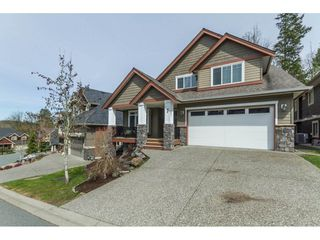 "Photo 1: 48 3800 GOLF COURSE Drive in Abbotsford: Abbotsford East House for sale in ""GOLF COURSE DRIVE"" : MLS®# R2155069"