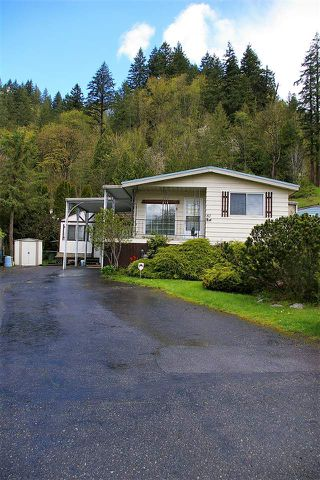 "Photo 9: 87 46511 CHILLIWACK LAKE Road in Sardis - Chwk River Valley: Chilliwack River Valley Manufactured Home for sale in ""Baker Trail Estates"" (Sardis)  : MLS®# R2160647"