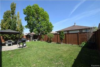 Photo 19: 96 Farlinger Bay in Winnipeg: Parkway Village Residential for sale (4F)  : MLS®# 1714137