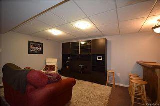 Photo 14: 96 Farlinger Bay in Winnipeg: Parkway Village Residential for sale (4F)  : MLS®# 1714137