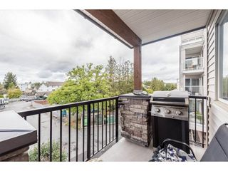 "Photo 19: 313 5465 203 Street in Langley: Langley City Condo for sale in ""STATION 54"" : MLS®# R2206615"