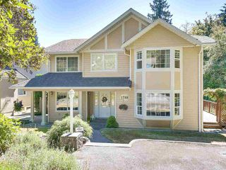 Main Photo: 1788 GORDON Avenue in West Vancouver: Ambleside House for sale : MLS®# R2207715