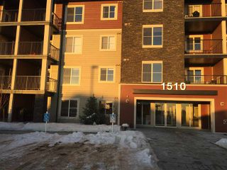Main Photo: 314 1510 watt Drive in Edmonton: Zone 53 Condo for sale : MLS®# E4097657
