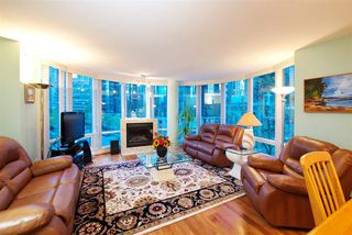 "Photo 5: 404 499 BROUGHTON Street in Vancouver: Coal Harbour Condo for sale in ""The Denia Waterfront Place"" (Vancouver West)  : MLS®# R2260501"