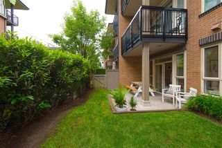 Photo 16: 109 1150 KENSAL Place in Coquitlam: New Horizons Condo for sale : MLS®# R2271387