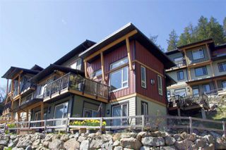 "Main Photo: 104 726 BELTERRA Road: Bowen Island Townhouse for sale in ""Beltterra"" : MLS®# R2283875"
