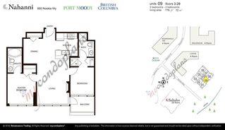 Photo 10: 1109 660 NOOTKA Way in Port Moody: Port Moody Centre Condo for sale : MLS®# R2291372