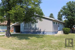 Photo 1: 35 Baffin Crescent in Winnipeg: Silver Heights Residential for sale (5F)  : MLS®# 1828186