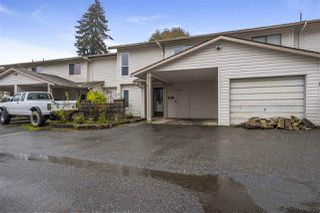 "Main Photo: 9 46401 YALE Road in Chilliwack: Chilliwack E Young-Yale Townhouse for sale in ""Lombardy Estates"" : MLS®# R2320236"