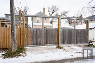 Photo 20: 709 Victor Street in Winnipeg: West End Residential for sale (5A)  : MLS®# 1829763