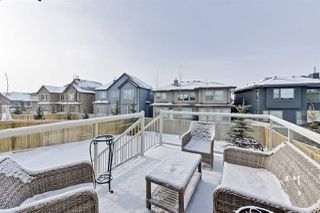 Photo 30: 4210 Kennedy Court in Edmonton: Zone 56 House Half Duplex for sale : MLS®# E4141160