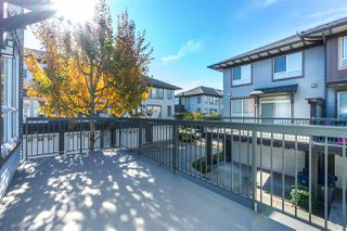 "Photo 17: 37 18777 68A Street in Surrey: Clayton Townhouse for sale in ""COMPASS"" (Cloverdale)  : MLS®# R2340695"