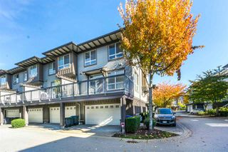 "Photo 1: 37 18777 68A Street in Surrey: Clayton Townhouse for sale in ""COMPASS"" (Cloverdale)  : MLS®# R2340695"