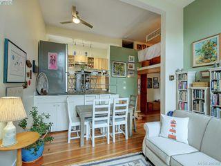 Photo 3: 306 120 Douglas Street in VICTORIA: Vi James Bay Condo Apartment for sale (Victoria)  : MLS®# 406389