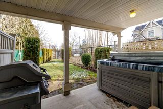 "Photo 19: 78 6450 199 Street in Langley: Willoughby Heights Townhouse for sale in ""Logan's Landing"" : MLS®# R2347181"