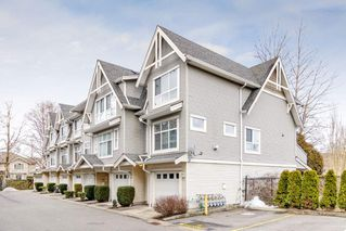 "Photo 1: 78 6450 199 Street in Langley: Willoughby Heights Townhouse for sale in ""Logan's Landing"" : MLS®# R2347181"